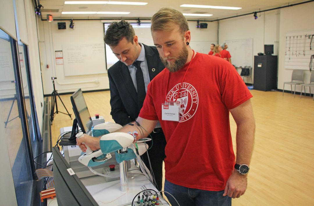 Haptic Wrist Robotics