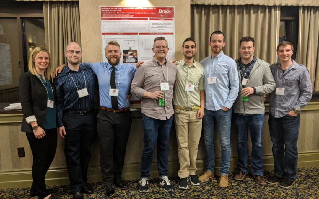 Ontario Biomechanics Conference 2018