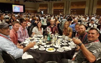 Lab attends International Society of Biomechanics Conference in Calgary (ISB 2019)